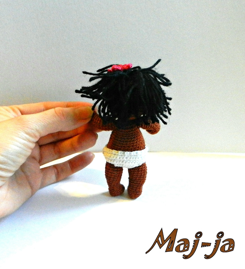 Pin on Doll Crochet Patterns | 869x794