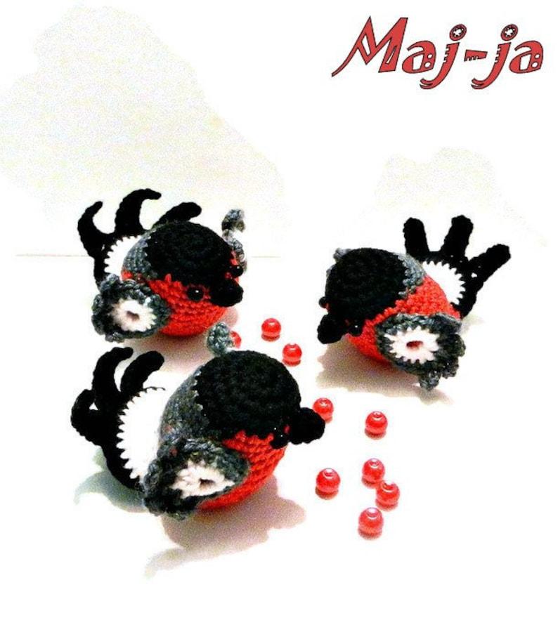 20 Free Crochet Bird Patterns - Bird Amigurumi • DIY & Crafts | 910x794