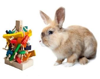 The Tree - House Rabbit Toy