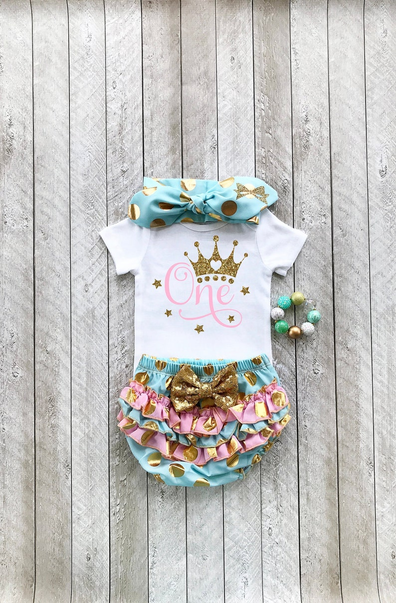 Royal first birthday outfit Princess first birthday outfit Crown first birthday Princess 1st birthday outfit Crown 1st birthday outfit
