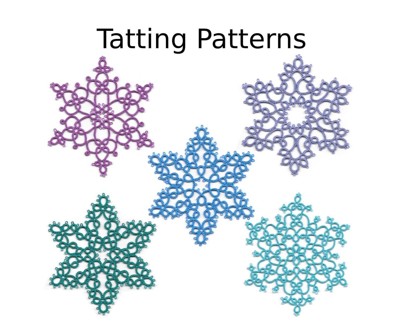 Tatting Patterns Best Inspiration