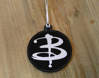 Buffy Vampire Slayer Ornament