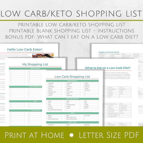 graphic relating to Keto Shopping List Printable identify SALE!! Minimal Carb Food plan Grocery Checklist - Keto Purchasing List - Reward PDF: What towards Consume upon a Small Carb Eating plan - Keto Paleo Ketogenic Atkins