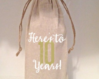 Wine Gift Bag Birthday Ideas Anniversary Bags Totes