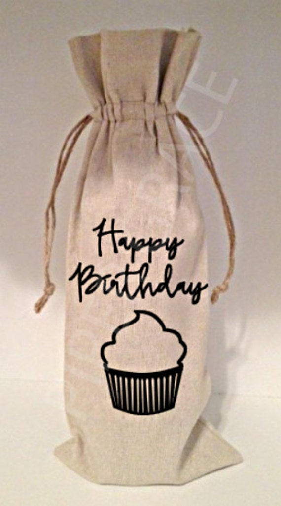 Birthday Wine Bag Party Ideas Gift