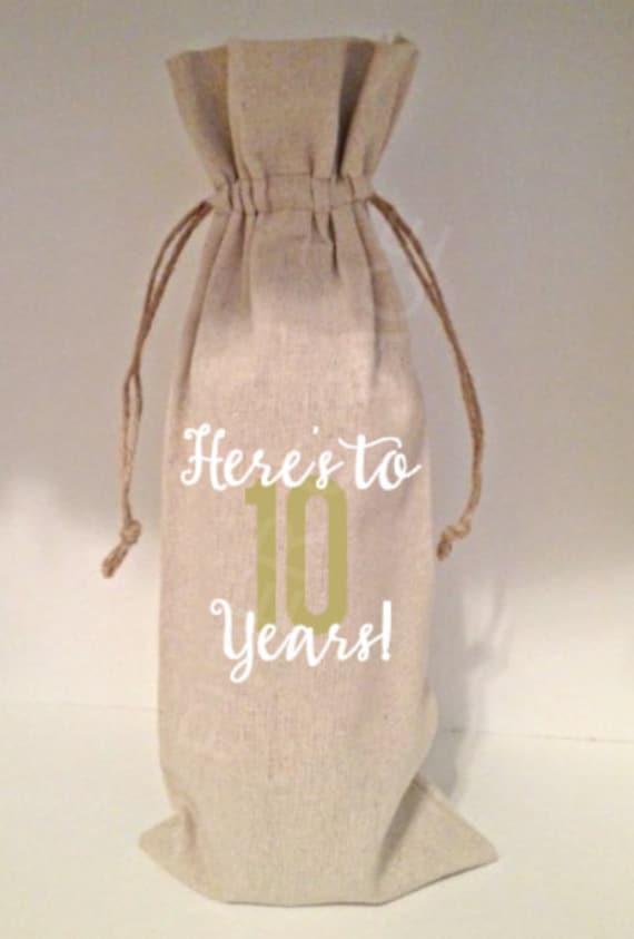 Wine Gift Bag Birthday Ideas Anniversary