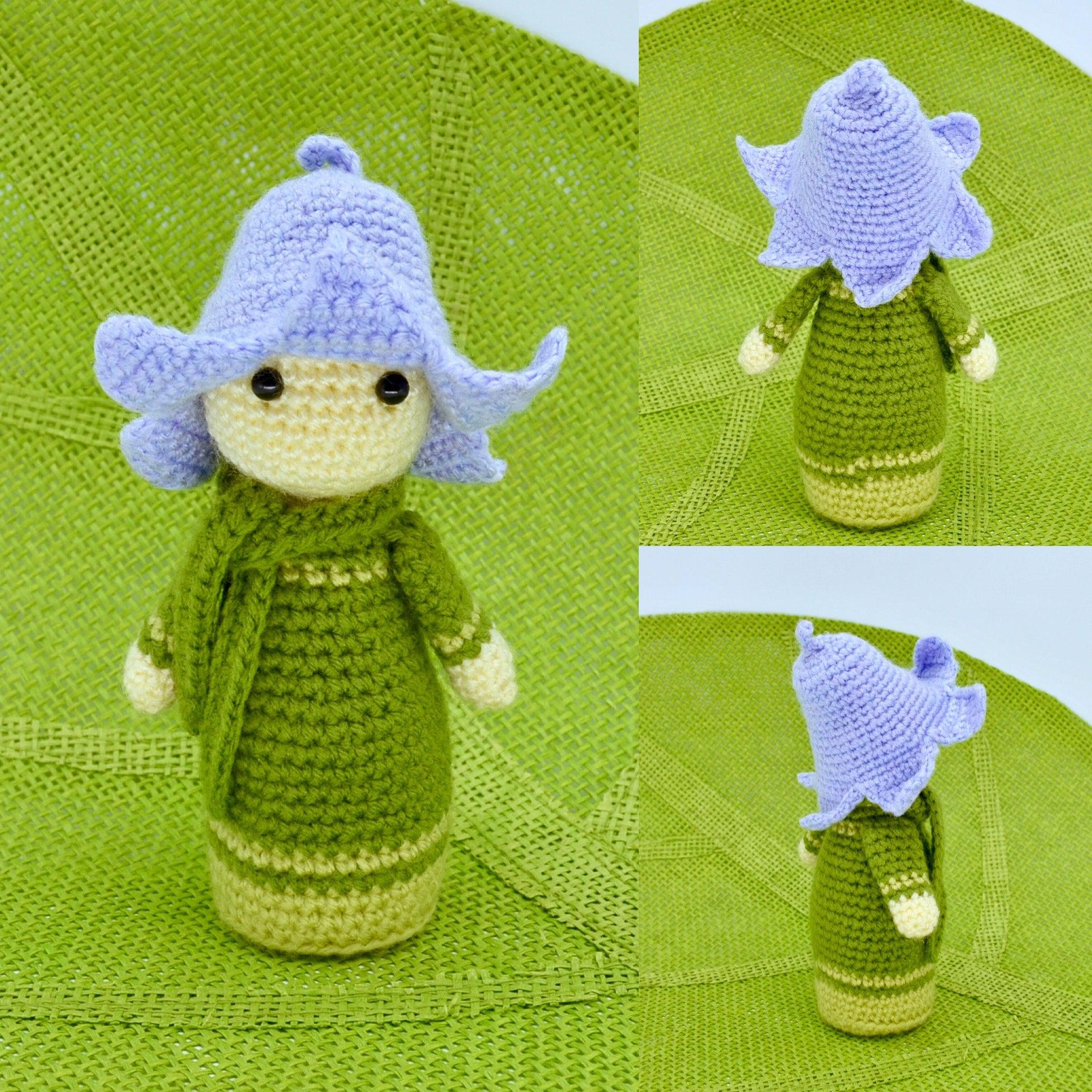 Amigurumi doll in ladybug costume - Amigurumi Today | 2048x2048