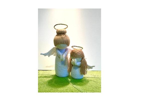 Sol - Amigurumi Doll Crochet Pattern PDF | Clown crochet pattern ... | 403x570