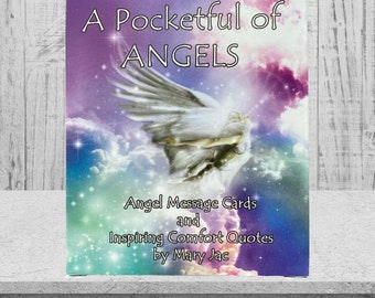 """Angel Message Cards """"A Pocketful of Angels"""" - Messages from the Angels - Mary Jac"""