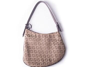 fcaf3d655865 Vintage Fendi 90s Zucca Bag