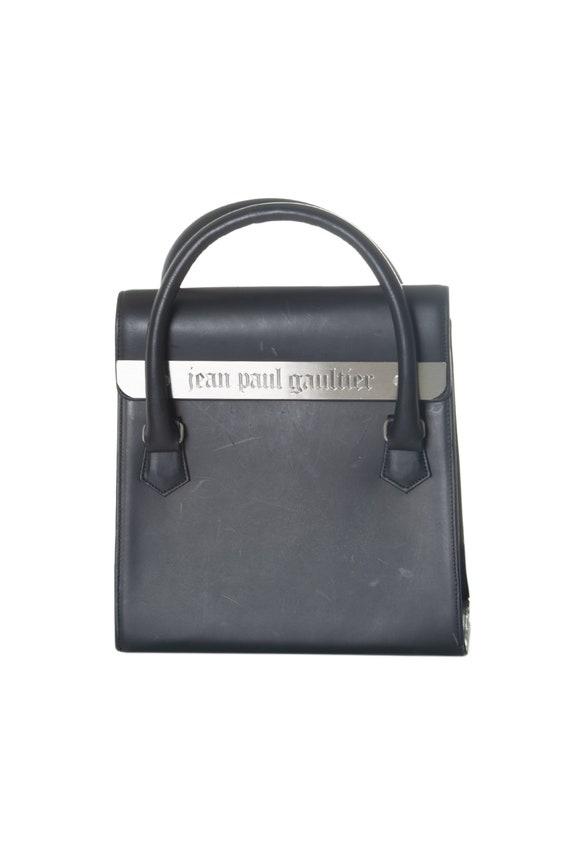 Jean Paul Gaultier Metal Plate Bag