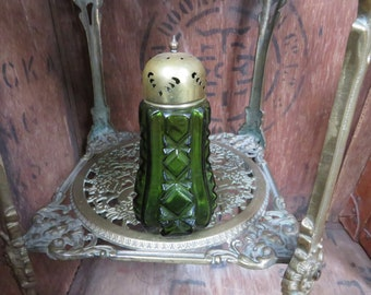 Victorian Silver Muffineer Antique Silver Plate Shaker EPNS Sugar Sifter FREE USA Shipping @Everything Vintage Table Decor