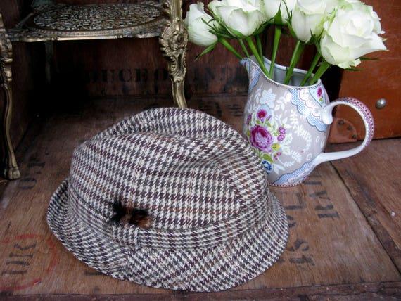 Braemarl Trilby, Mens Trilby Hat, Trilby Hat, Vint