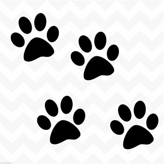 Greyhound Heart Dog Paw vinyl sticker decal pet love suit wall window car kennel