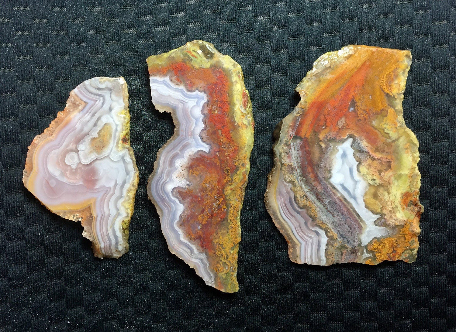 Agua Nueva Agate Slabs 3 Each Is Gorgeously Unique