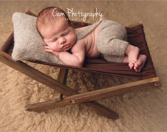 newborn hammock / bed prop