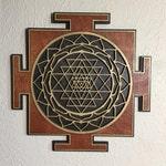 Sri Yantra, Shri Yantra, Wall Art, Laser Cut, Sacred Geometry, Sri Chakra, Shree Yantra