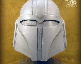 Nighthawk mandalorian helmet