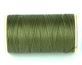Navy SHK Heavy Bonded Nylon Thread
