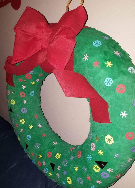 Christmas Pinata.Christmas Pinata