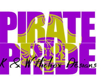 Pirate font   Etsy