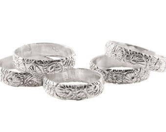 Bizarre Layer rings _07 (Silver)