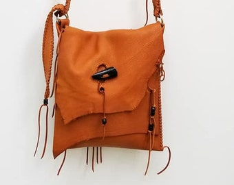 Mystic Leather Bag