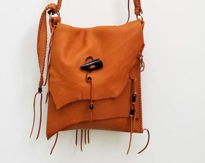 Mystic Leather Bag