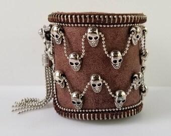 Mercury Brown Skull