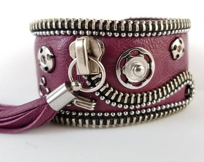 Burgundy Steampunk