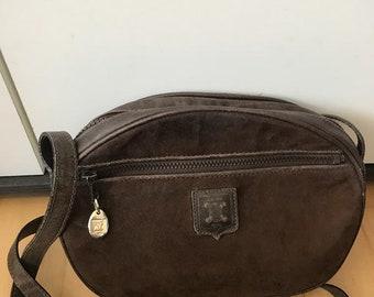 4b27ec31fa39 Celine vintage brown crossbody