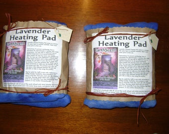 Handmade Flaxseed Heating Pads