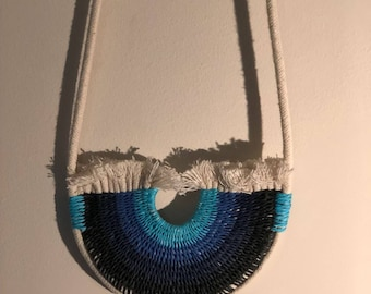 Weaving Necklace