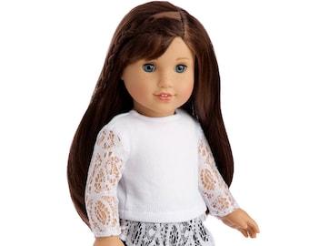ec6c9f302 Olympic Gymnast Doll Clothes for 18 inch American Girk Doll