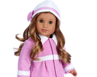 American Girl Doll PINK TANK TOP or WOVEN HAT from the Gardening Outfit
