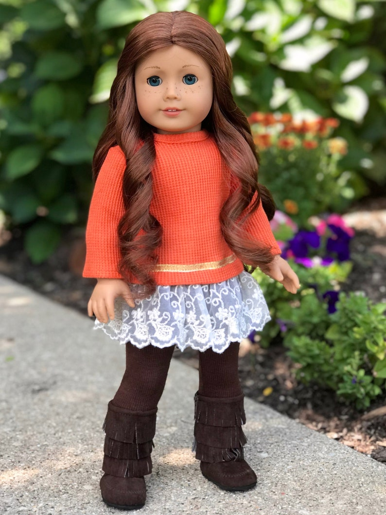 5cf1a1200c8 Hello Sunshine Doll Clothes for 18 inch American Girl Doll
