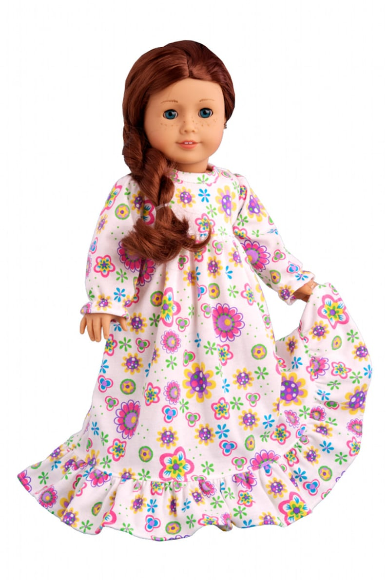 e870db4cc29 Good Night Doll Clothes for 18 inch American Girl Doll