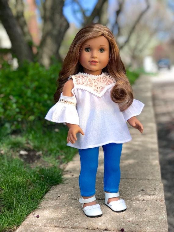 fe006c9b27b Trendy Girl Doll Clothes for 18 Inch Dolls 3 Piece Doll