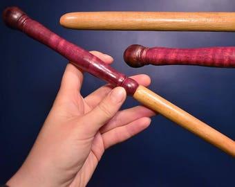 Maple and Purpleheart Wand - 60