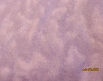 Lavender Flannel Cotton-Priced Per 1/2 Yd-Free Shipping
