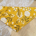 Dog Collar Bandana, Dog Collar Bandanna, Over the collar Bandana, Slip on, slide on