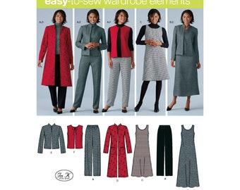 Misses' & Plus Size Sportswear Simplicity Sewing Pattern 4789