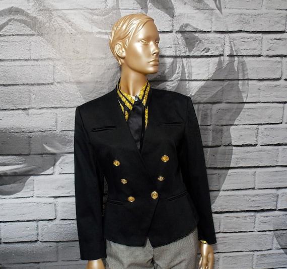 Guy Laroche black jacket