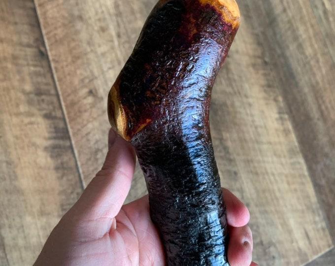 Blackthorn Walking Stick -Handmade in Ireland - shillelagh - 32 3/4 inch