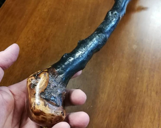 18 1/2 inch Irish Shillelagh Blackthorn  - Handmade in Ireland - This is not a walking stick but a shillelagh