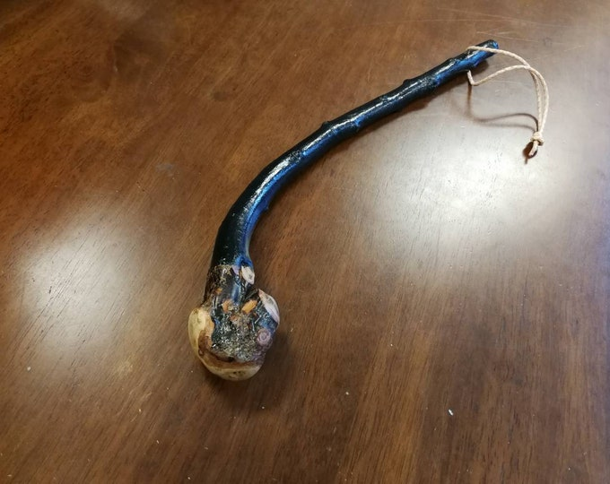 17 inch Irish Shillelagh Blackthorn  - Handmade in Ireland - This is not a walking stick but a shillelagh