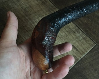 20 1/2 inch Irish Shillelagh Blackthorn  - Handmade in Ireland - This is not a walking stick but a shillelagh