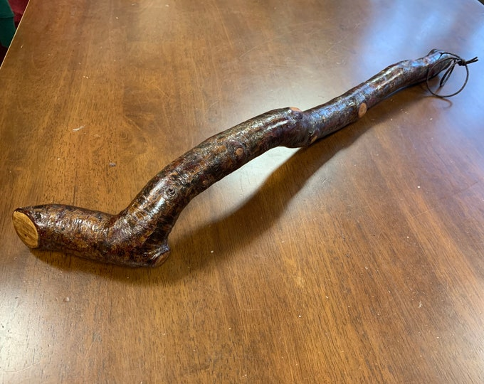 25 inch Irish Shillelagh Blackthorn  - Handmade in Ireland - This is not a walking stick but a shillelagh