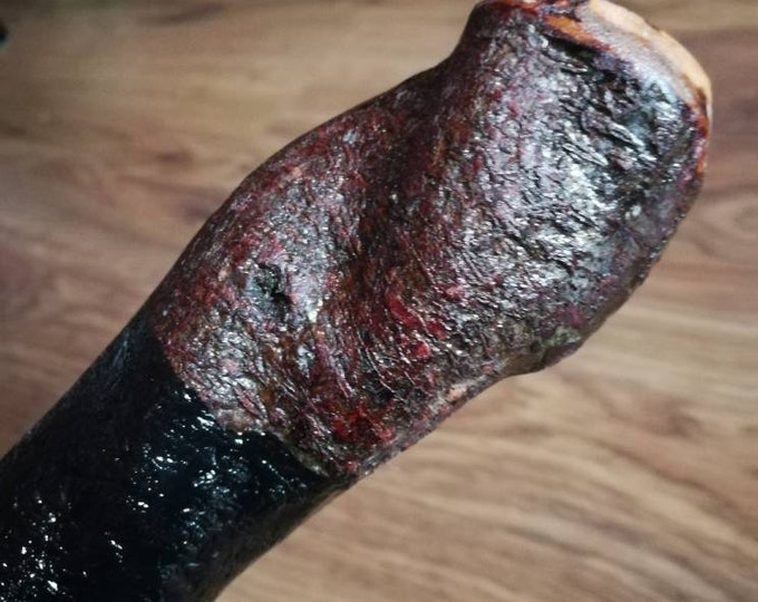 16 inch Irish Shillelagh Blackthorn  - Handmade in Ireland - This is not a walking stick but a shillelagh