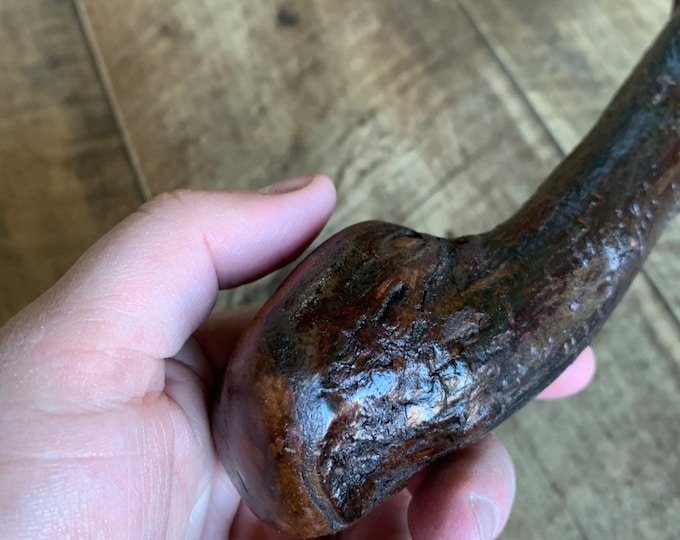 19 inch Irish Shillelagh Blackthorn  - Handmade in Ireland - This is not a walking stick but a shillelagh